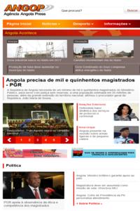 Angola Press(ANGOP)
