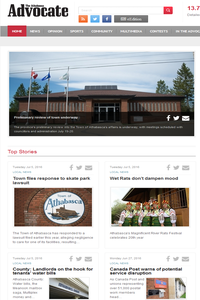 Athabasca Advocate