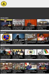 Ghanaian Broadcasting Corporation (GBC)