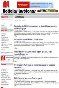 Noticias Lusofonas Guine Bissau
