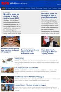 Mehr News Agency (MNA)