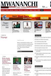 Mwananchi - Read today's Mwananchi Swahili newspaper ...